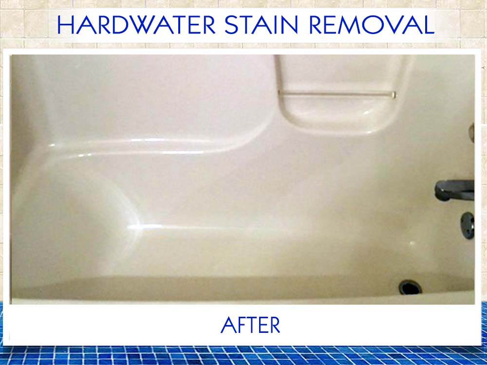 how to get rid of blue water stains in bathtub the best image of